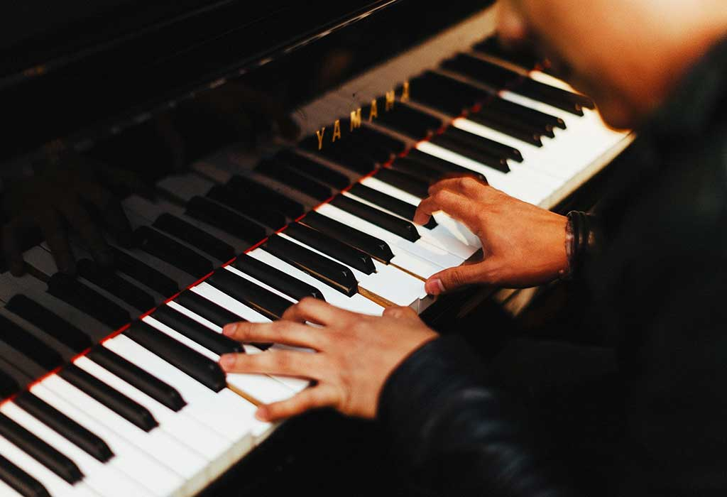 Cours d'initiation au piano