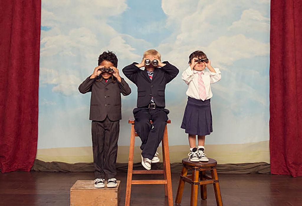 Théâtre pour enfants et pré-ados