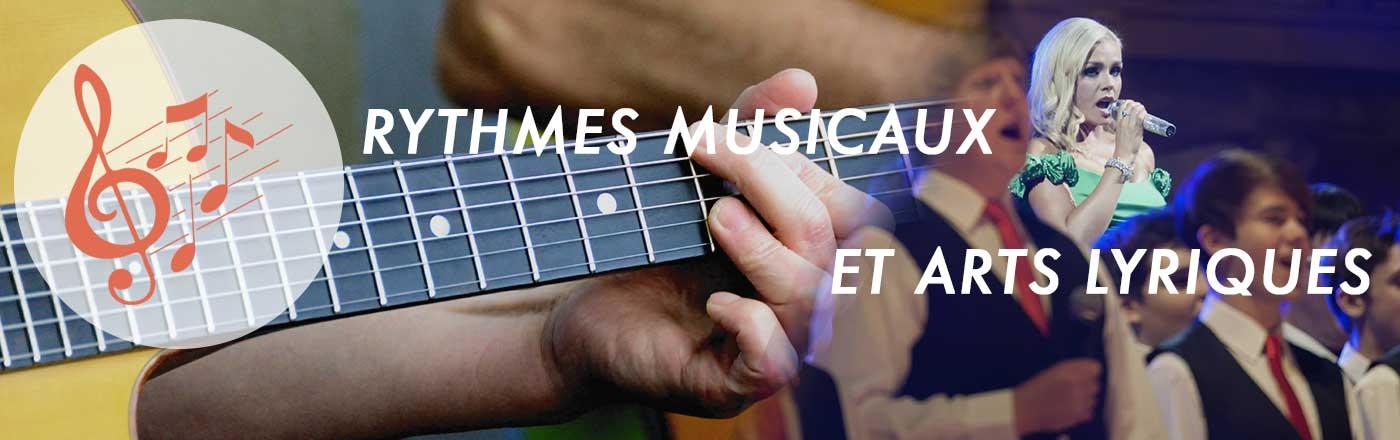 Activités musicales et chant