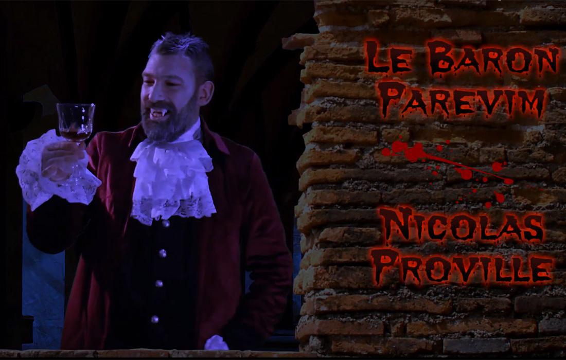 Un verre de sang M. le Baron